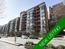 Downtown VW Condo for sale: Anchor Point 3 1 bedroom  Laminate Floors 545 sq.ft. (Listed 2020-03-17)