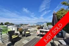 Kitsilano Condo for sale:  2 bedroom 976 sq.ft. (Listed 2016-12-09)