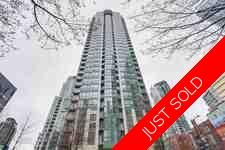 Coal Harbour Condo for sale:  1 bedroom 703 sq.ft. (Listed 2018-04-16)