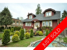 Shaughnessy House for sale:  6 bedroom 3,500 sq.ft. (Listed 2016-04-20)