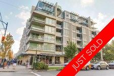 Kitsilano Condo for sale:  2 bedroom 968 sq.ft. (Listed 2017-10-17)